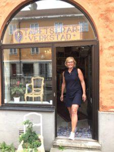 Birgitta welle tapetserarverkstad